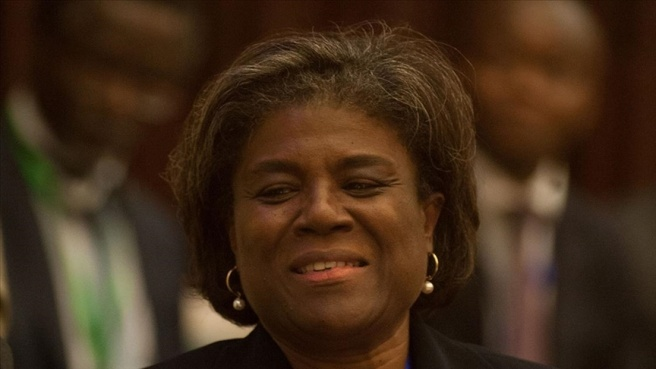 Biden'ın BM Daimi Temsilci adayı Thomas-Greenfield Senatodan onay aldı