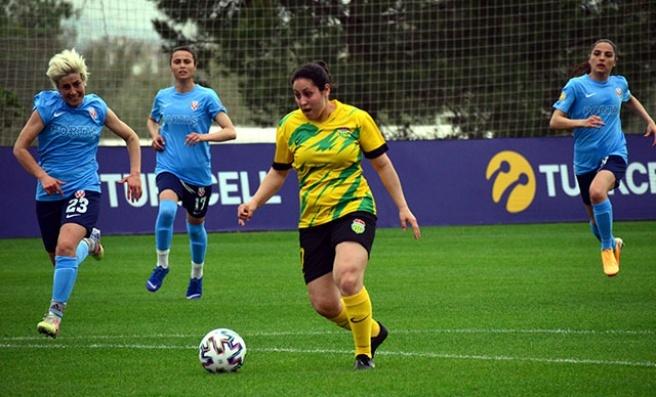 Kadın Futbol Ligi'nde ilk karşılaşmalar C Grubu maçlarıyla tamamlandı