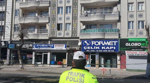 Malatya da 6 Bina mühürlendi