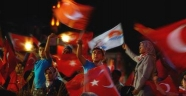 Malatya'da Demokrasi ve Şehitler Mitingi